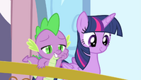 "Spike ""hello, gawgeous"" S4E24"