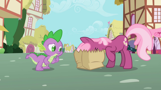 File:Cheerilee goes into her bag S2E10.png