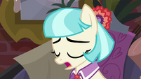 "Coco Pommel ""this is a nightmare"" S5E16"