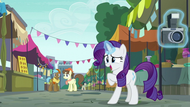 "File:Rarity ""actually just kind of excited"" S6E3.png"