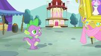 Spike worried S4E23