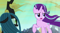 "Starlight ""when Twilight and her friends defeated me"" S6E26"