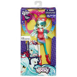 Equestria Girls Rainbow Rocks Lyra Heartstrings doll packaging