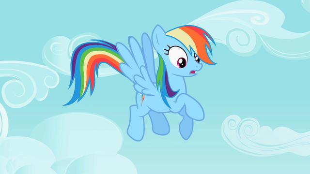 File:Rainbow Dash hears cries S2E10.png