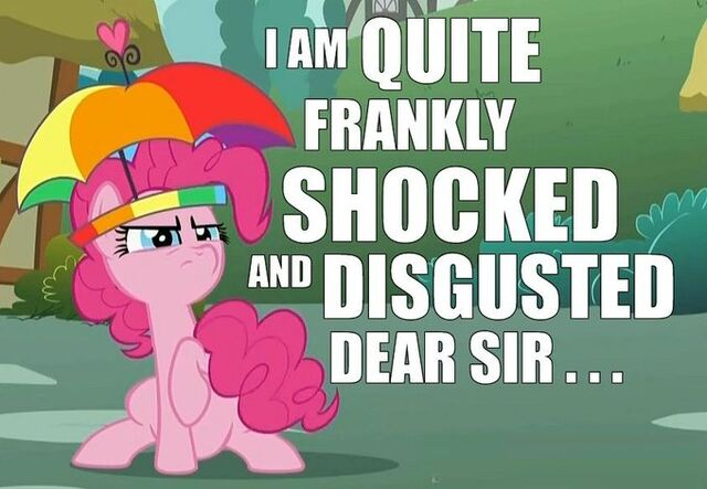 File:FANMADE Pinkie Pie is shocked and disgusted.jpg