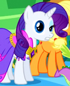 Rarity animation error S3E10