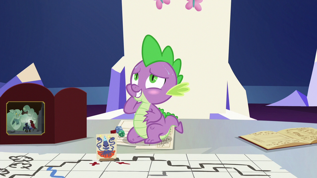 File:Spike sweating and blushing S6E17.png