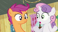 Sweetie Belle 'It was a really nice compliment and all' S3E06