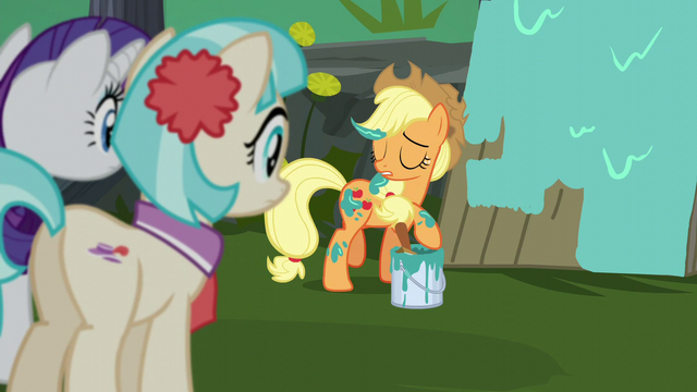 "File:Applejack ""I'm movin' as fast as I can"" S5E16.png"