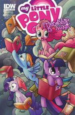Comic issue 15 cover B