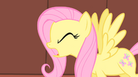 Fluttershy's scream S01E20
