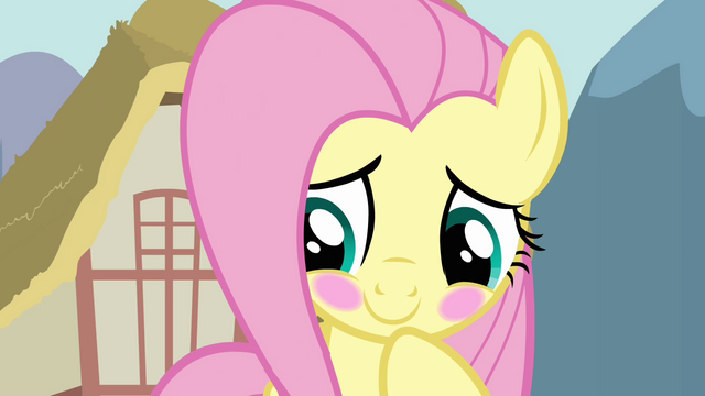 File:Fluttershy bashful blush S03E10.png