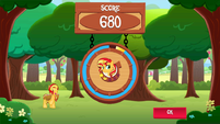 SunsetShimmer Applepicking win MLPMobileApp
