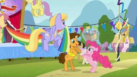 Norwegian Pinkie the Party Planner - Reprise