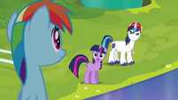 "Shining Armor ""make her stop!"" S03E12"