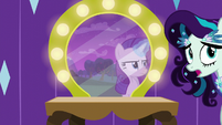 Rarity annoyed at Coloratura S5E24