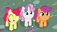 """Apple Bloom """"you sure have earned it"""" S6E19"""
