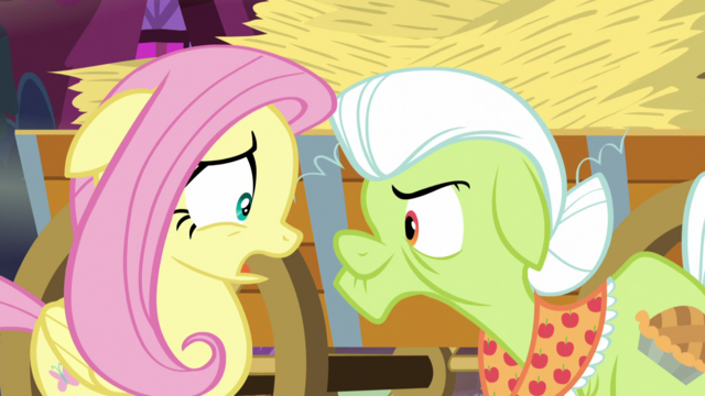 "File:Fluttershy ""I'm sure I don't"" S5E21.png"