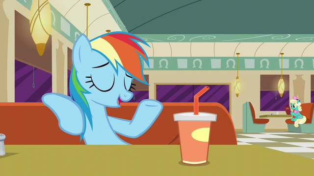 "File:Rainbow ""After a lifetime of awesome"" S6E9.png"