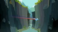 Rainbow Dash flying 4 S2E07