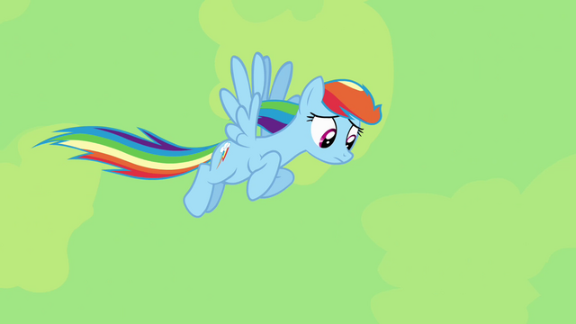 File:Rainbow Dash looking for Daring Do S4E04.png