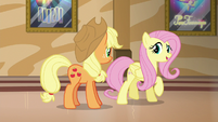 "Fluttershy ""never would've been so determined"" S6E20"
