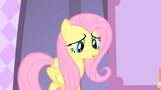 File:Fluttershy being nice S1E17.png