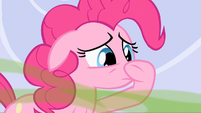 Pinkie Pie ear drop S2E13