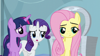 "Rarity ""whatever did you do that for?!"" S5E5"