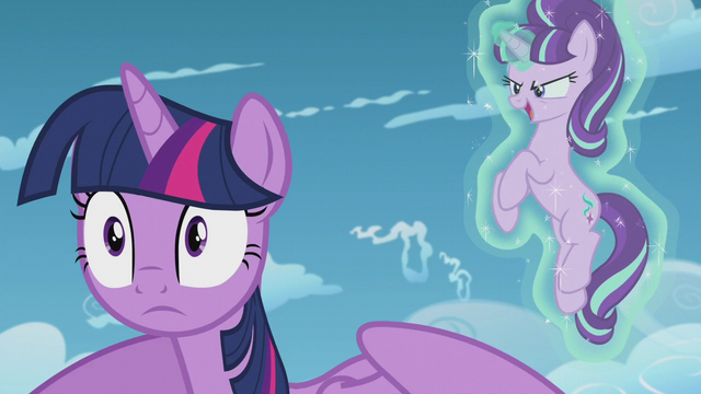 File:Starlight appears behind Twilight to gloat S5E25.png