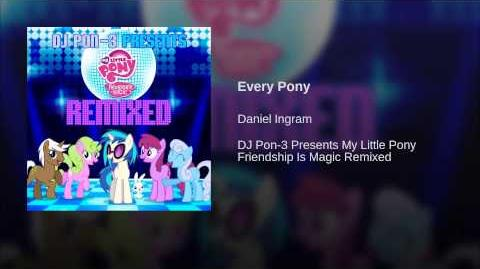 Every Pony (Daisy O'dell Remix)