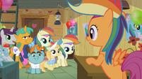 Rainbow Dash Fan Club S2E08