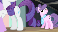 Suri 'Would you like a hoof...' S4E08