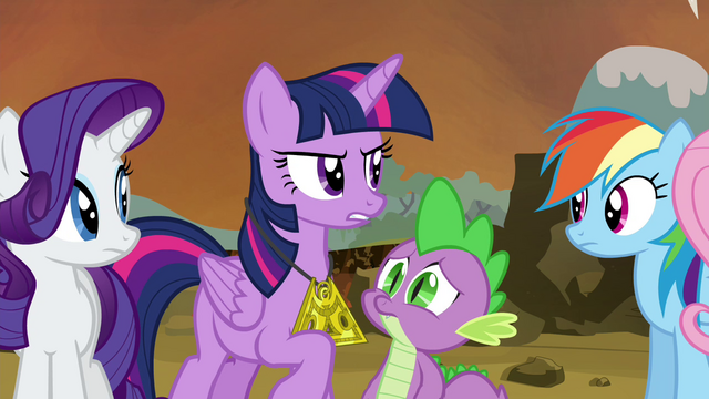 "File:Twilight ""We have to get to the chest"" S4E26.png"
