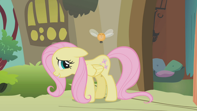 File:Fluttershy embarrassed S1E10.png