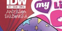 My Little Pony: Friendship is Magic (comics)/Gallery/Issues 21-40