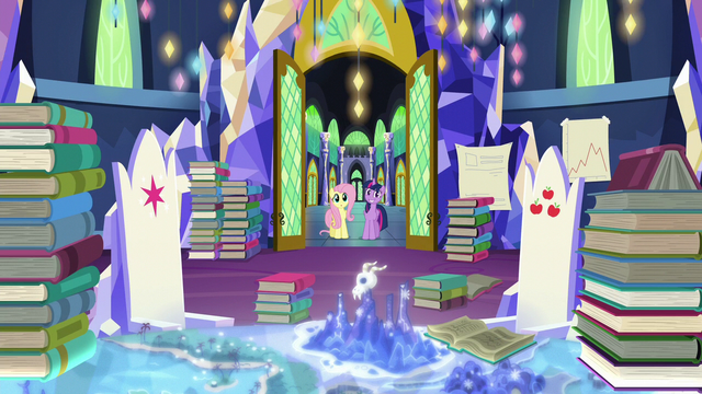 File:Castle throne room filled with research books S5E23.png
