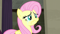 Fluttershy crying S6E9