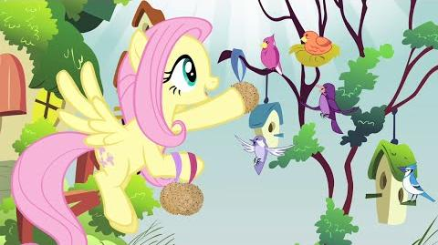 Italian My Little Pony Music In The Treetops HD