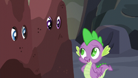 "Spike ""it was nothing"" S6E5"