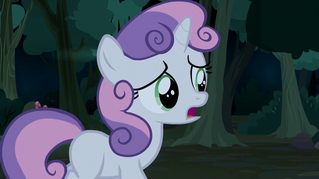 "File:Sweetie Belle ""isn't he a dangerous criminal?"" S5E6.png"