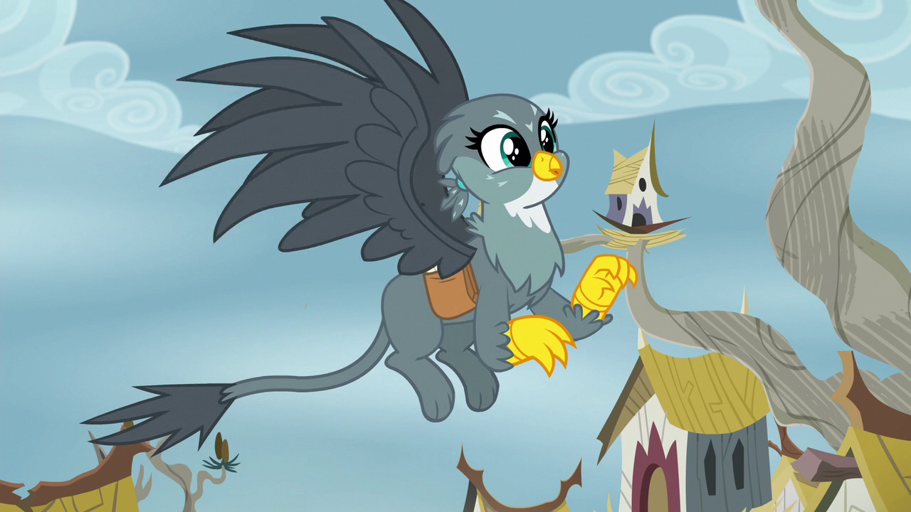 image gabby sees another griffon in need s6e19png my