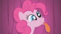 Pinkie Pie tongue S01E03