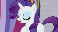 "Rarity ""I needed a manager for Canterlot Carousel"" S5E14"