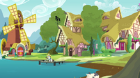 Sweetie Belle house ext S3E4