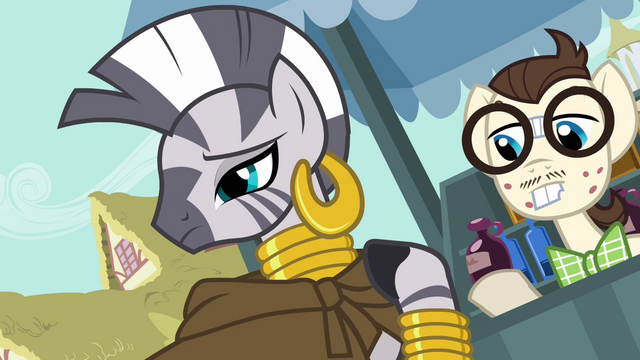 File:Zecora removes her hood S03E11.png