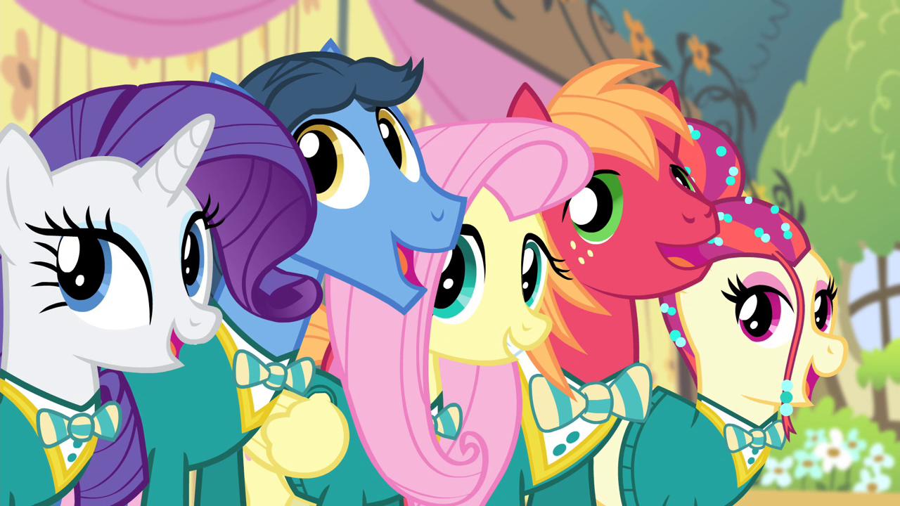 The Pony Tones | My Little Pony Friendship is Magic Wiki ... - photo#37