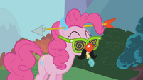 "Pinkie Pie ""sure, no problem"" S1E05"