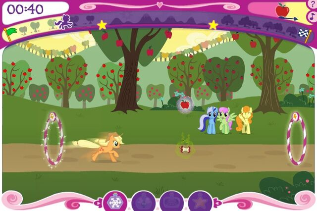 File:RiM Earth pony race Minuette, Merry May and Golden Harvest.jpg
