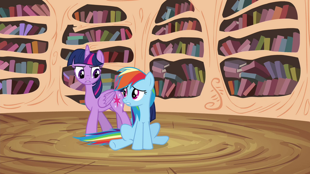 "File:Twilight ""If you had taken the official test today"" S4E21.png"